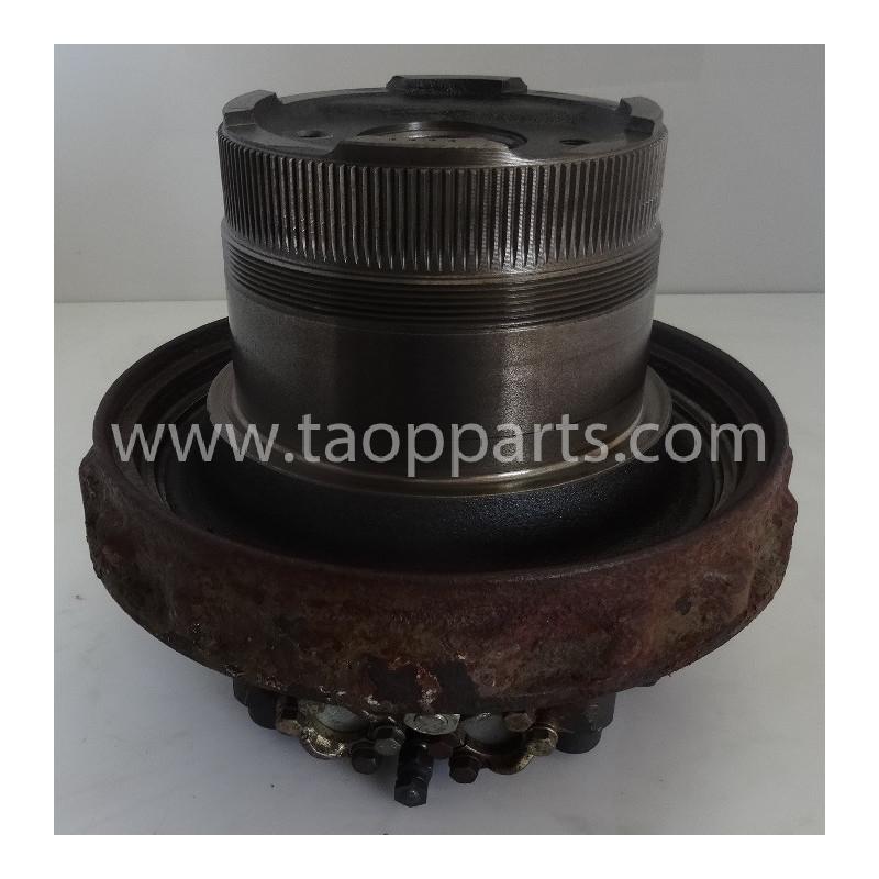 Motor hidraulico usado Komatsu 708-8F-00192 para PC240LC-7K · (SKU: 53322)