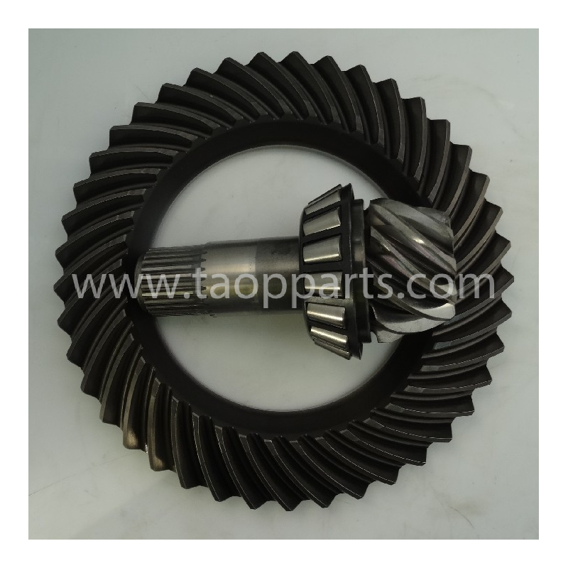 Komatsu Pinion and gear 421-22-31900 for WA480-5H · (SKU: 56098)