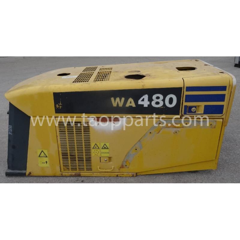 Capot Komatsu 421-54-H1A01 pour WA480-5H · (SKU: 56124)
