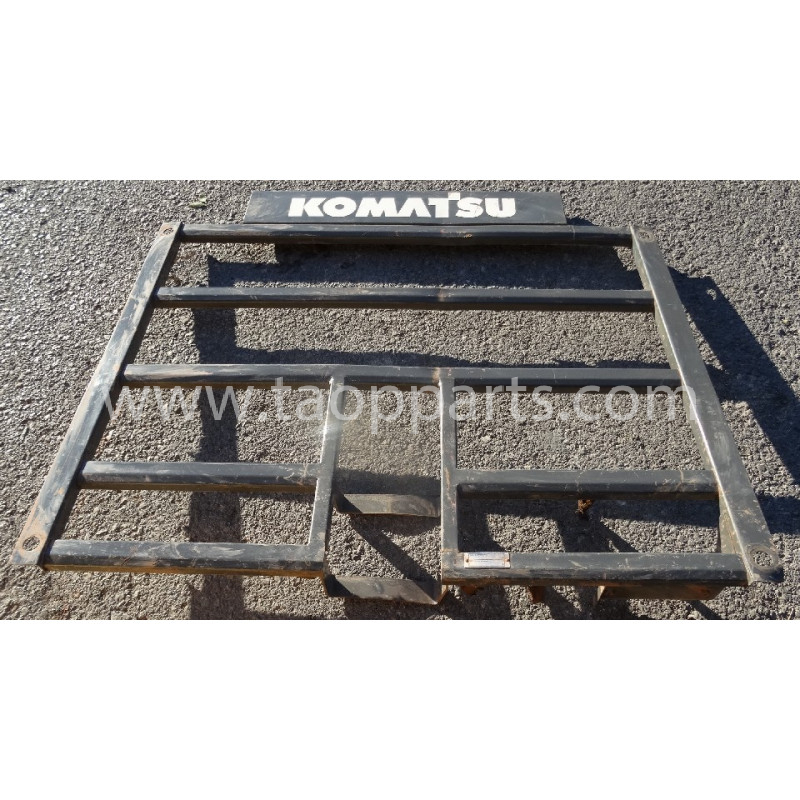 Rejilla Komatsu 425-54-21241 de Pala cargadora de neumáticos WA500-3 · (SKU: 56208)