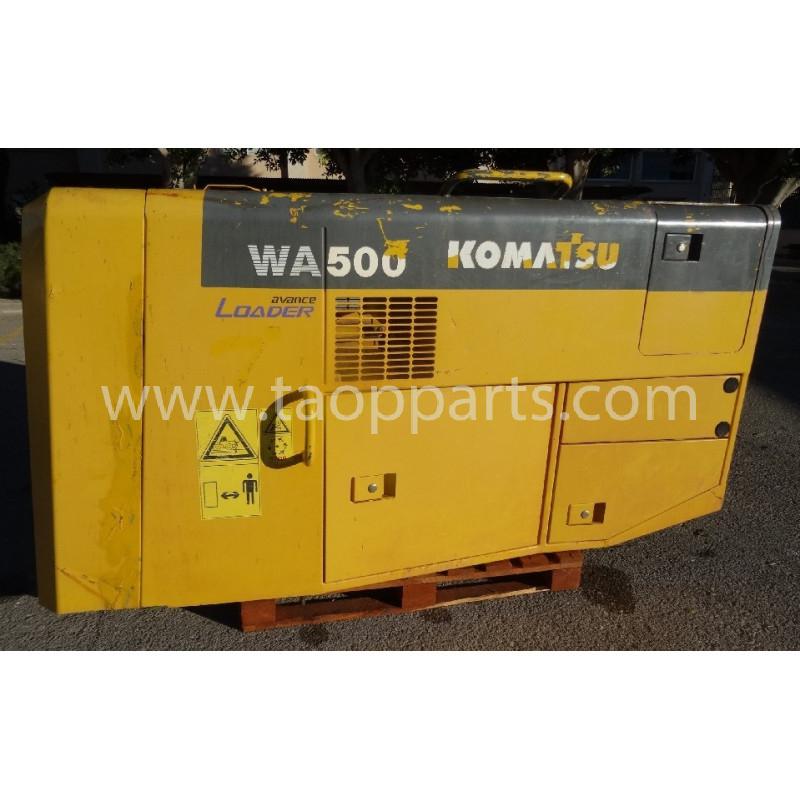 Komatsu Bonnet 425-54-21113 for WA500-3 · (SKU: 56207)