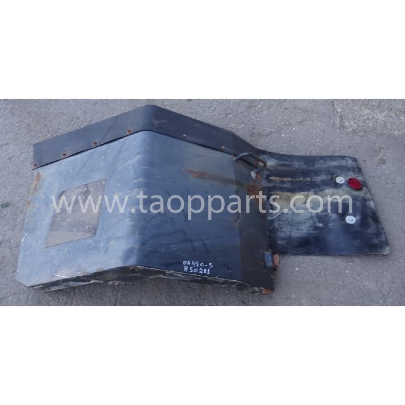 Guarda-barros Komatsu 421-54-H4C80 para WA480-5H · (SKU: 56231)