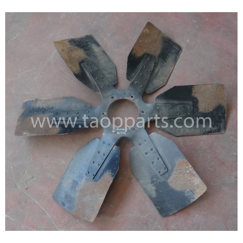Ventilateur Komatsu 600-633-9060 pour WA500-3 · (SKU: 56237)
