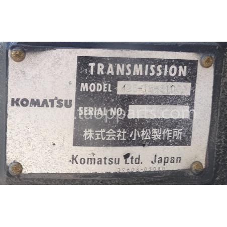 TRANSMISION Komatsu 425-15-31000 para WA500-6 · (SKU: 4946)