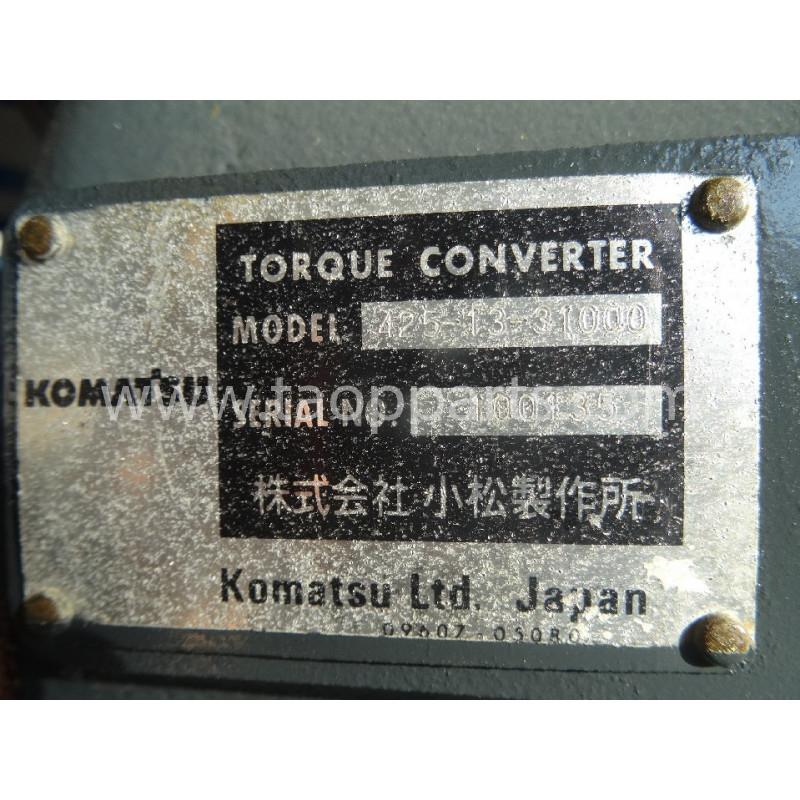 Komatsu Torque converter 425-13-31000 for WA500-6 · (SKU: 4938)