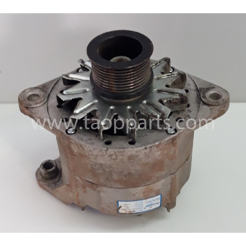 Volvo Alternator 3986428 for A40D · (SKU: 56483)