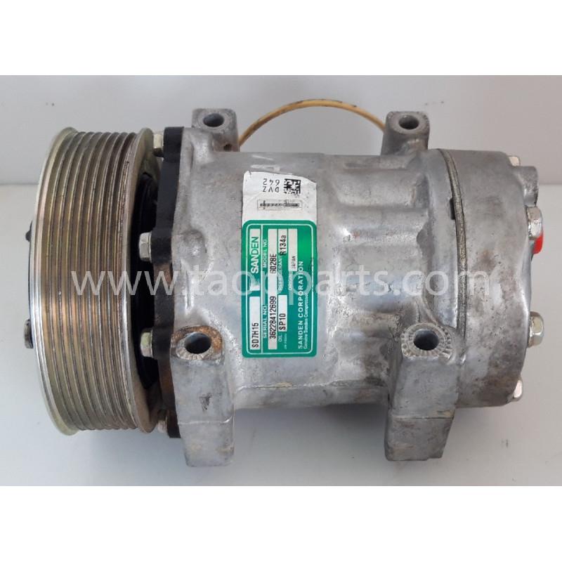 Compresor Volvo 11104251 para A40D · (SKU: 56486)
