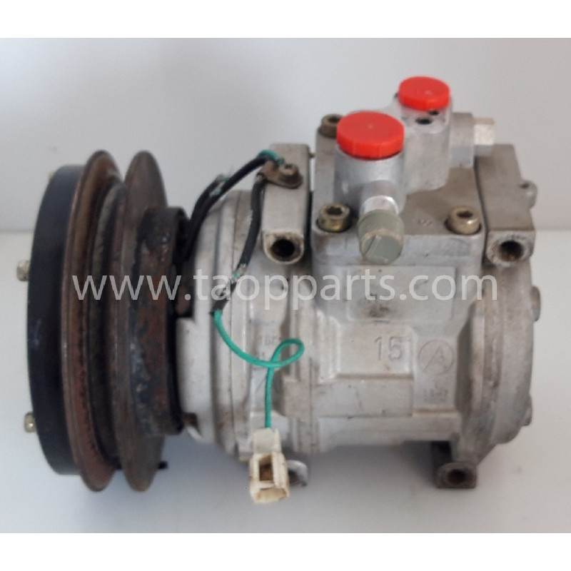 Compresseur Komatsu 20Y-979-3110 pour Dumper Rigide HD465-5 · (SKU: 56487)