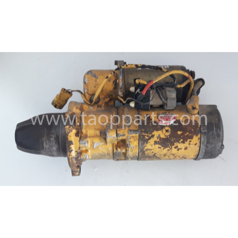 Komatsu Electric motor 600-813-3710 for HD465-5 · (SKU: 56508)