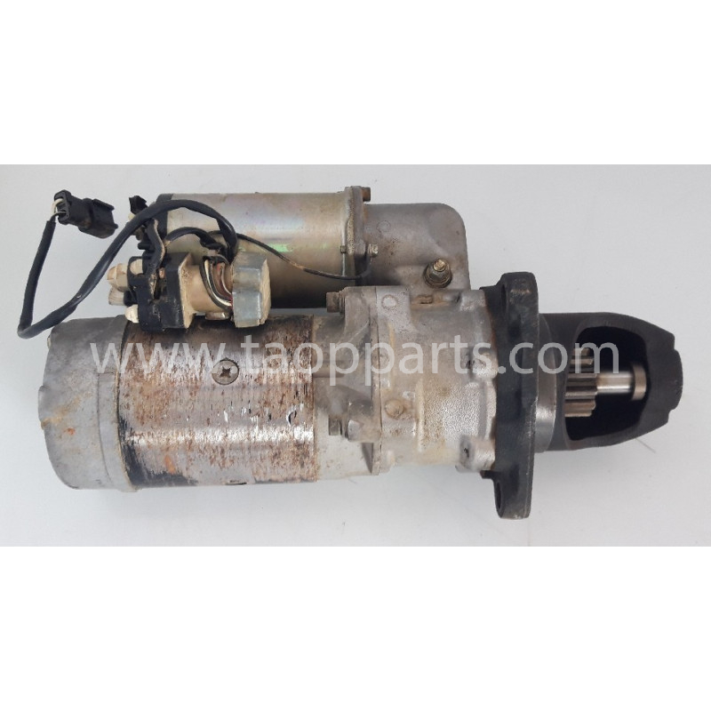Komatsu Electric motor 600-813-4672 for D155AX-3 · (SKU: 56512)