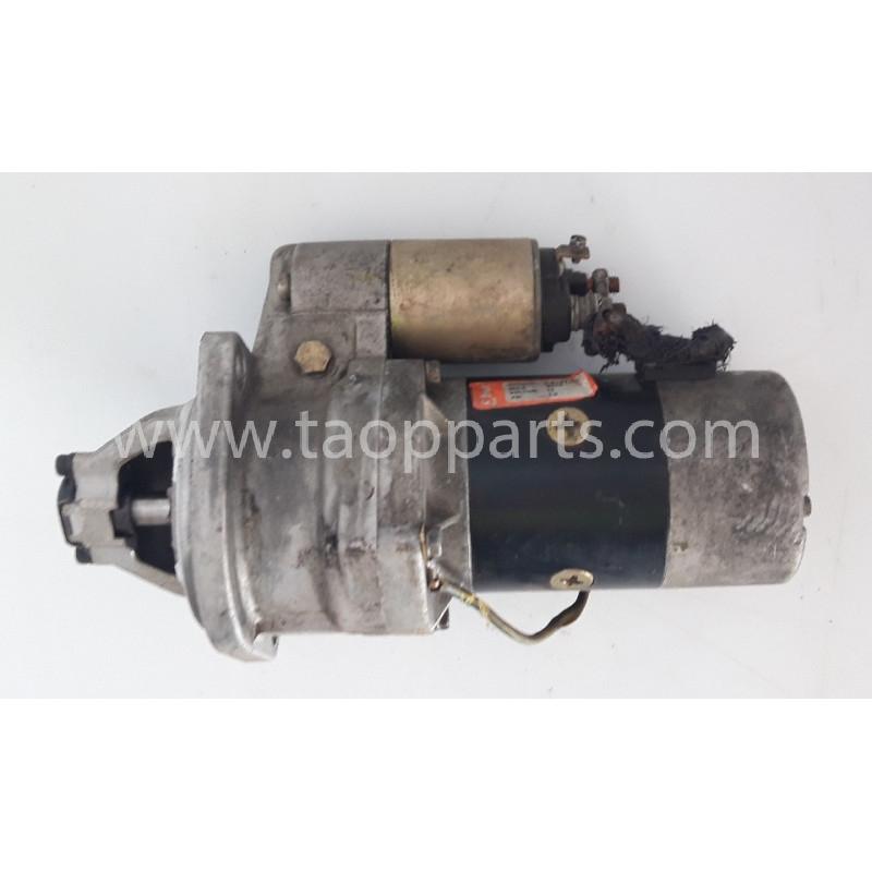 Motor eléctrico usado YM129953-77010 para Retrocargadora rígida Komatsu · (SKU: 56513)