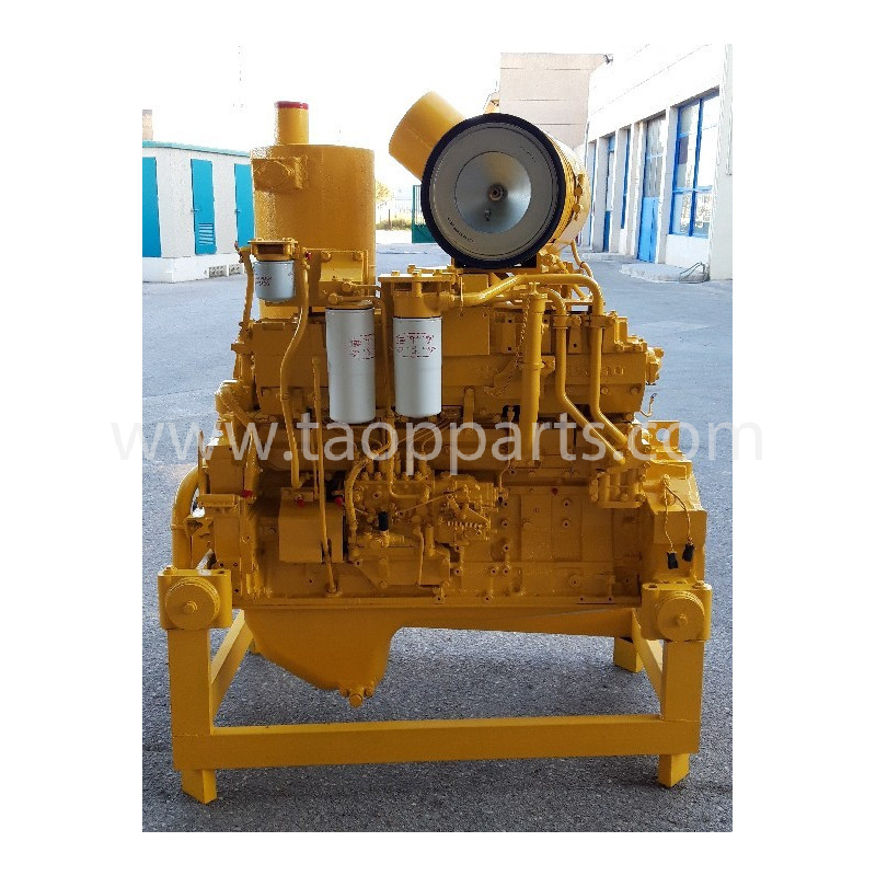 MOTOR SA6D140E-2 para Bulldozer de cadenas Komatsu D155AX-3 · (SKU: 51002)