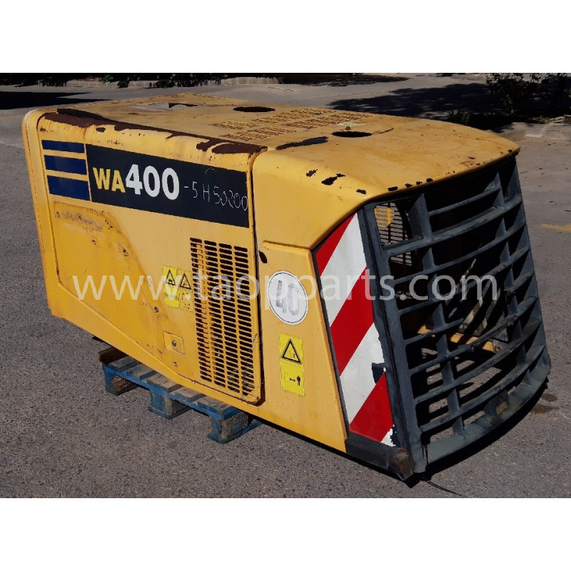 Komatsu Bonnet 424-54-H1D10 for WA400-5H · (SKU: 56603)
