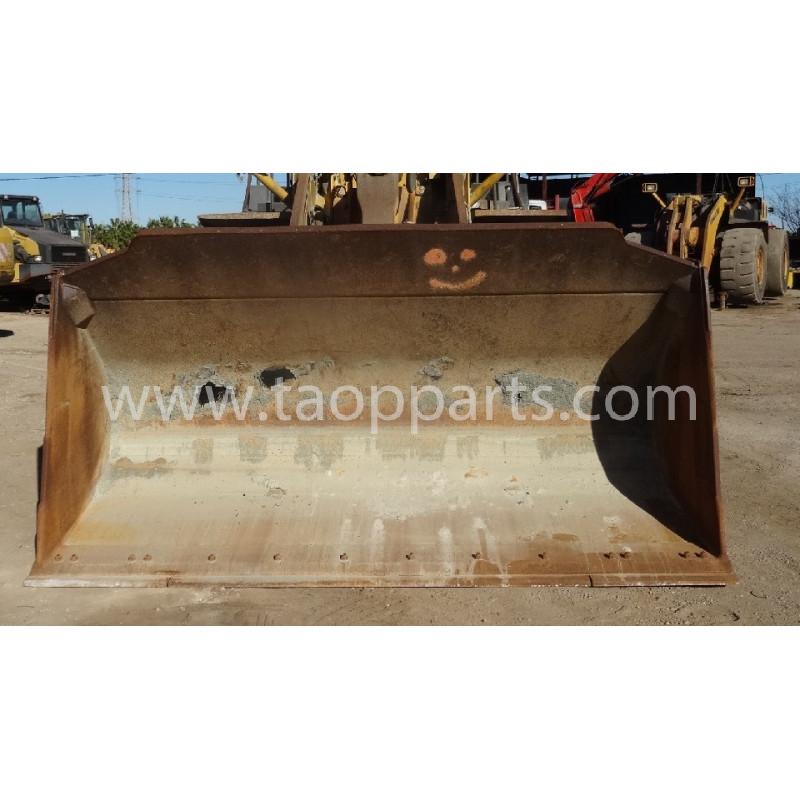 Cazo o Cuchara usado 425-70-H2600 para Pala cargadora de neumáticos Komatsu · (SKU: 56666)
