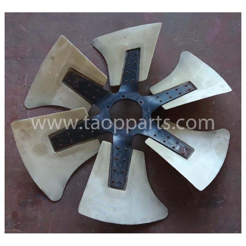 Ventilador usado 600-645-6850 para Pala cargadora de neumáticos Komatsu · (SKU: 53431)
