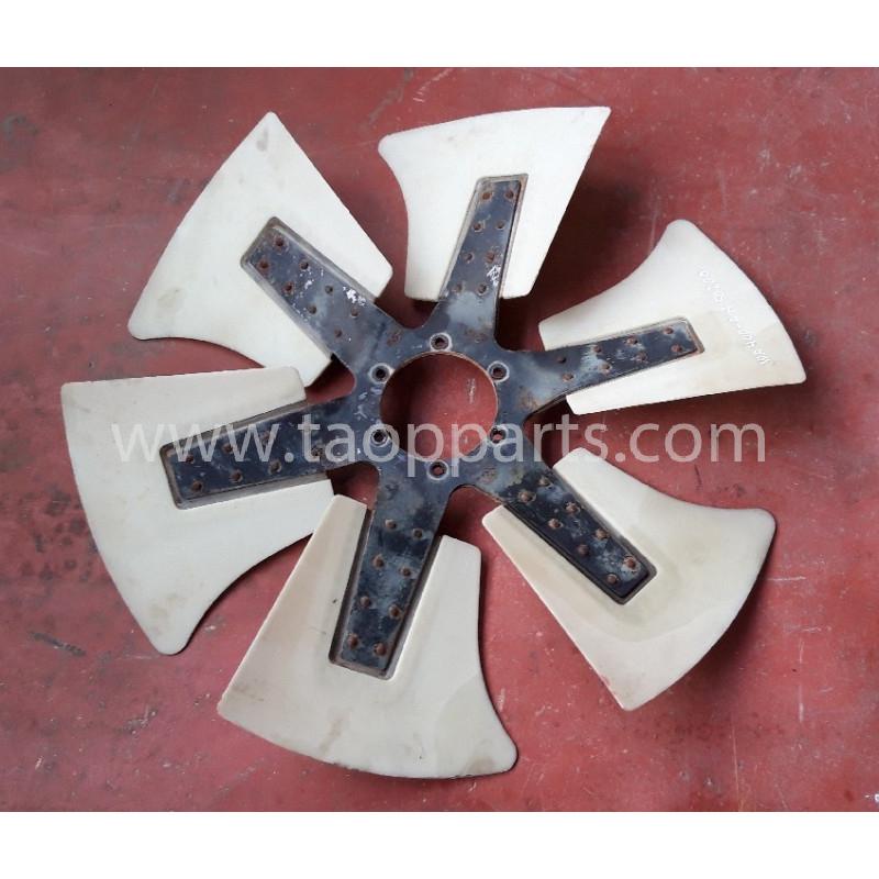 Ventilador usado 600-645-6800 para Pala cargadora de neumáticos Komatsu · (SKU: 56784)