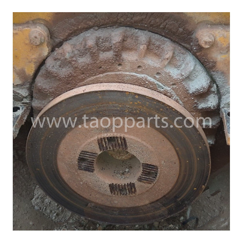 Volvo Nut 15028911 for A40D · (SKU: 55580)