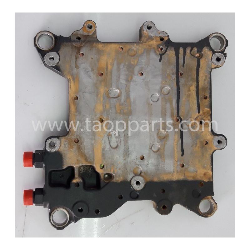 Enfriador Komatsu 6261-81-7100 de Dumper Articulado HM300-2 · (SKU: 56810)