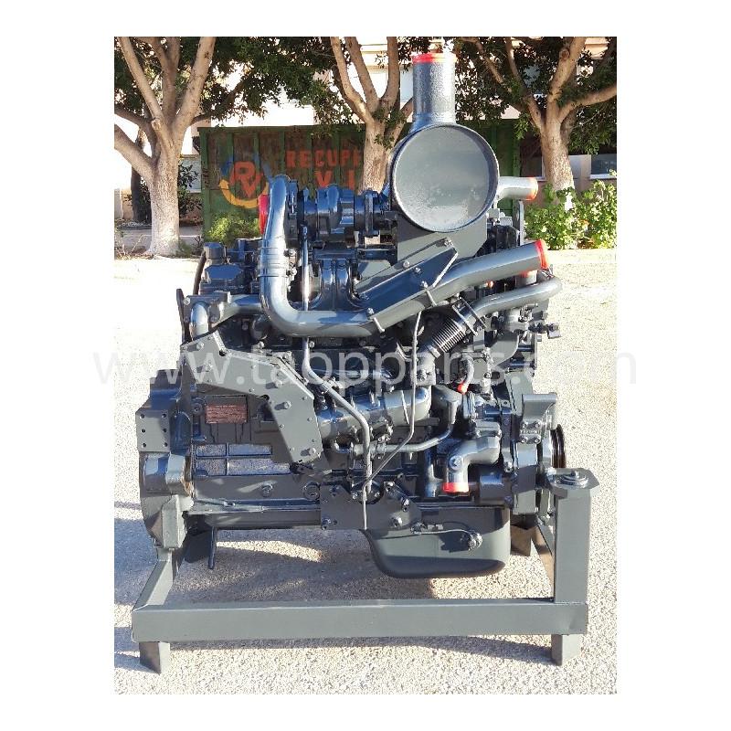 Silnik Komatsu SAA6D125E-5 dla modelu maszyny WA480-6
