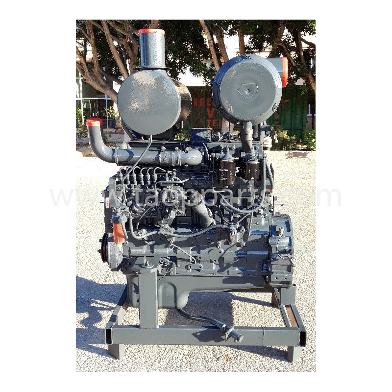 Silnik Komatsu SAA6D114E-2 dla modelu maszyny WA400-5H