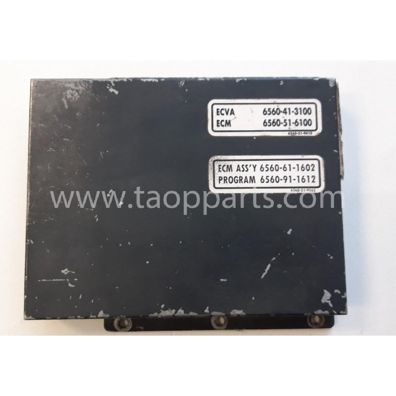 Controlador usado 6560-61-1602 para Dumper Rigido Extravial Komatsu · (SKU: 56858)