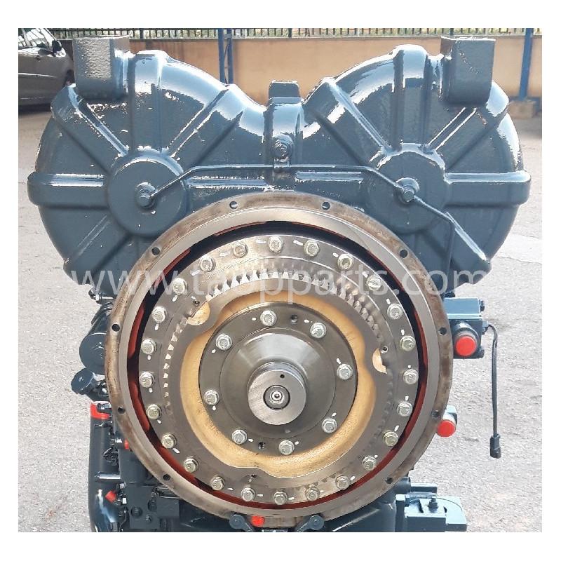 Przekładnie hydrokinetyczne Komatsu dla modelu maszyny WA480-6