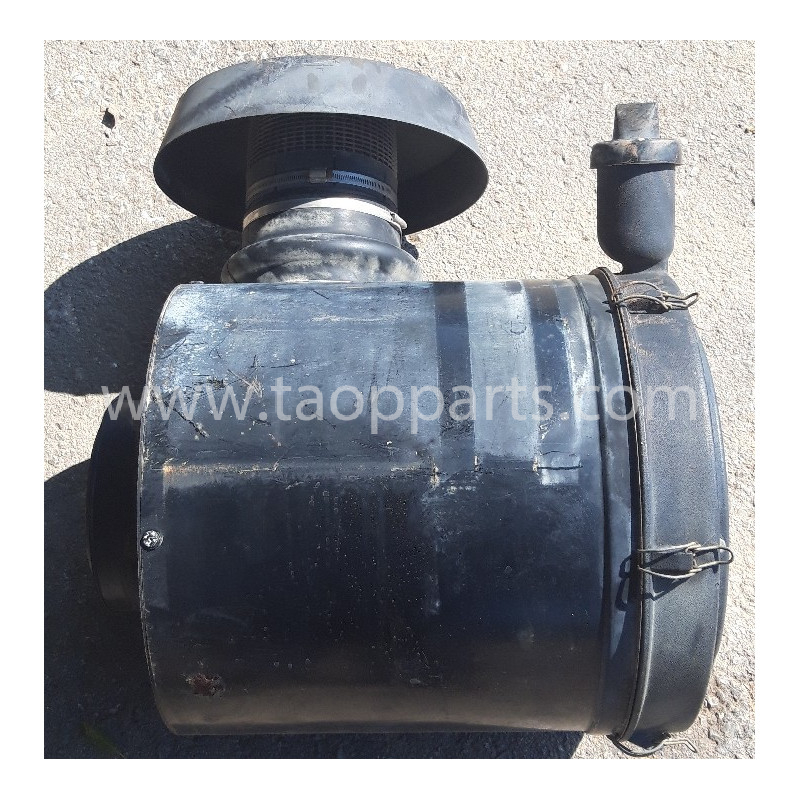 Boîtier filtre à air Volvo 11059302 pour A40D · (SKU: 56865)