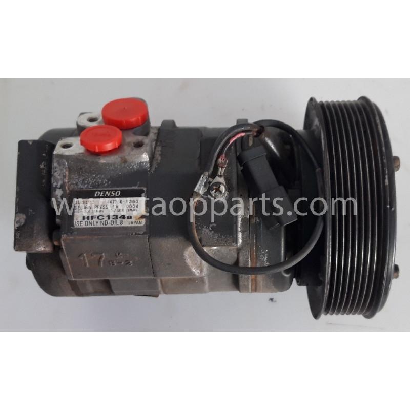 Komatsu Compressor 426-07-31111 for WA600-6 · (SKU: 56878)