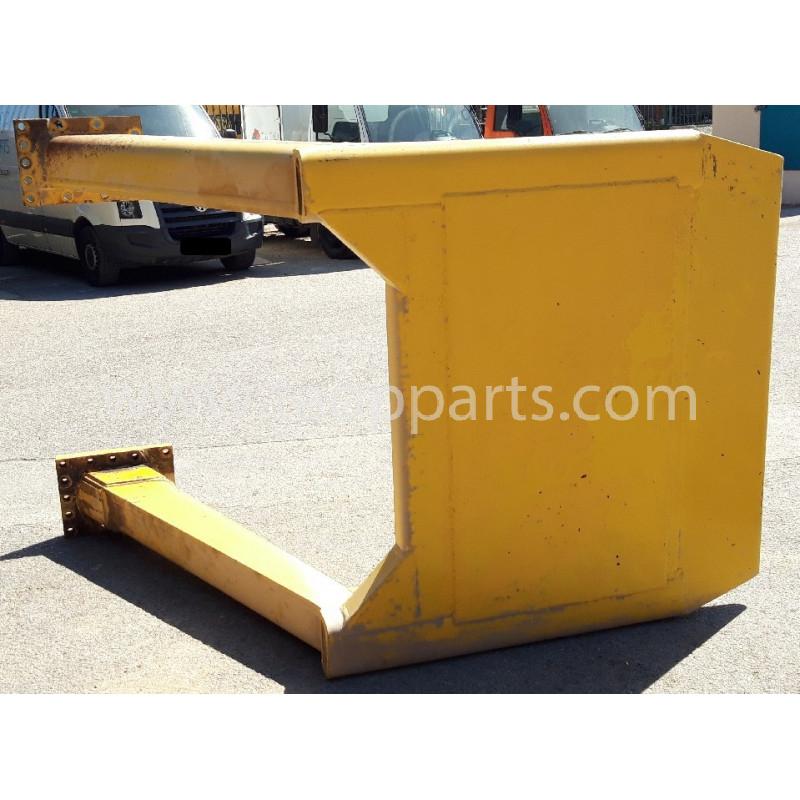 Ochrona kabiny Komatsu dla modelu maszyny HD465-5