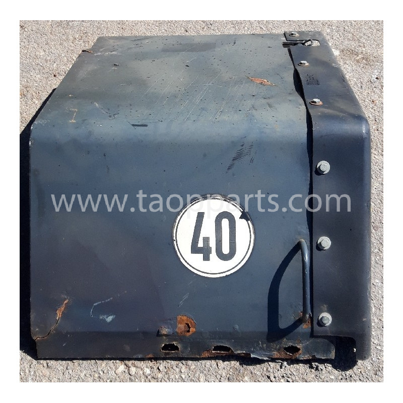 Guarda-barros usado Komatsu 419-54-34940 para WA320-5 · (SKU: 56948)