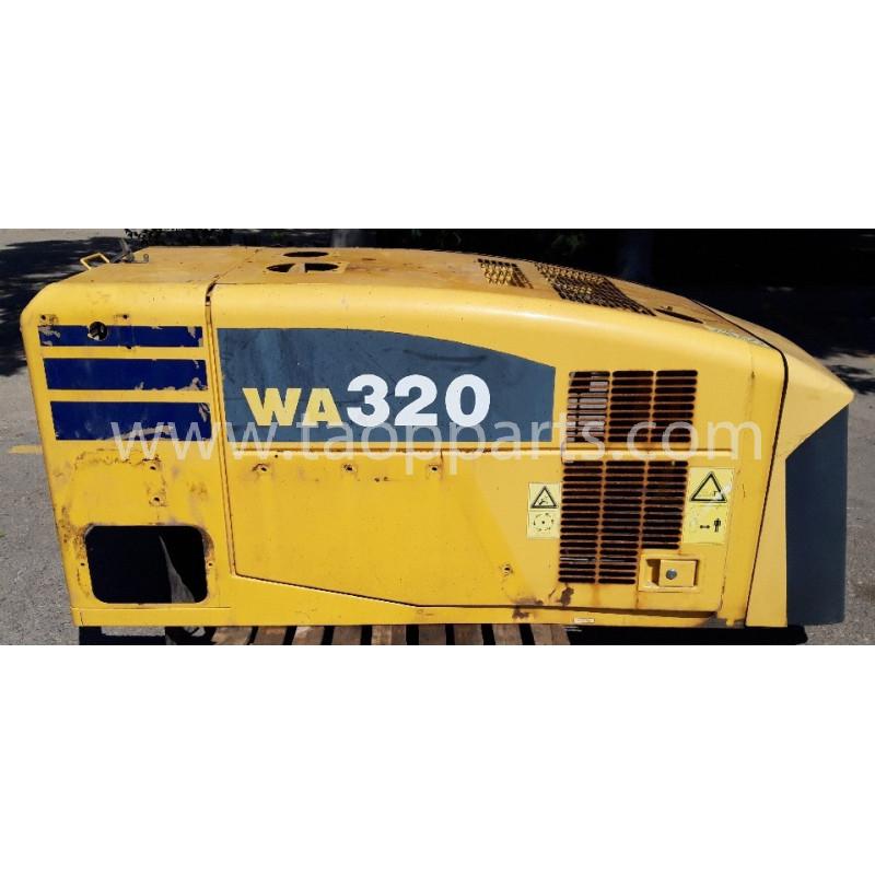 Capot 419-54-H1920 pour Chargeuse sur pneus Komatsu WA320-5 · (SKU: 55360)