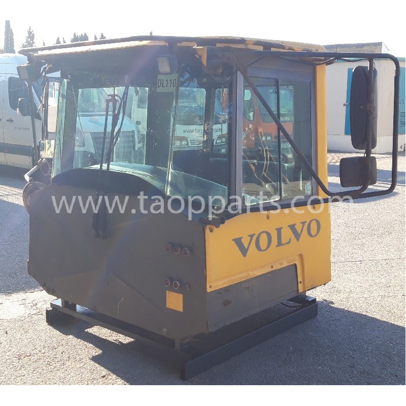 Volvo Cab 37129 for A35D · (SKU: 54000)