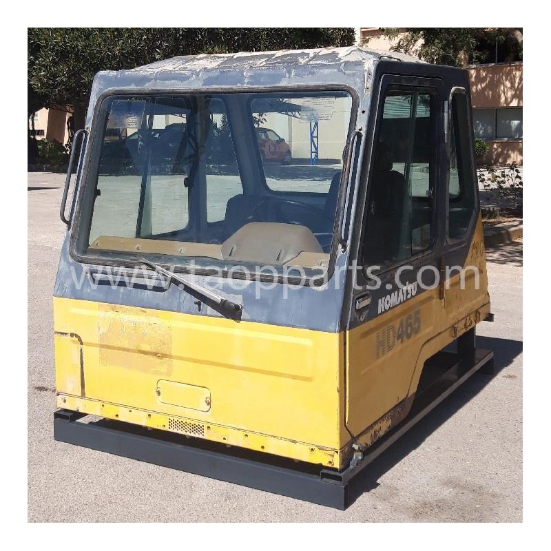 Cabina usada 561-54-64002 para Dumper Rigido Extravial Komatsu · (SKU: 55401)