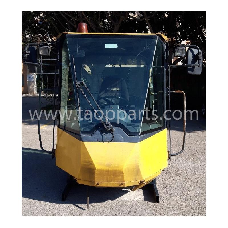 Komatsu Cab 423-56-H3605 for WA380-6 · (SKU: 55742)