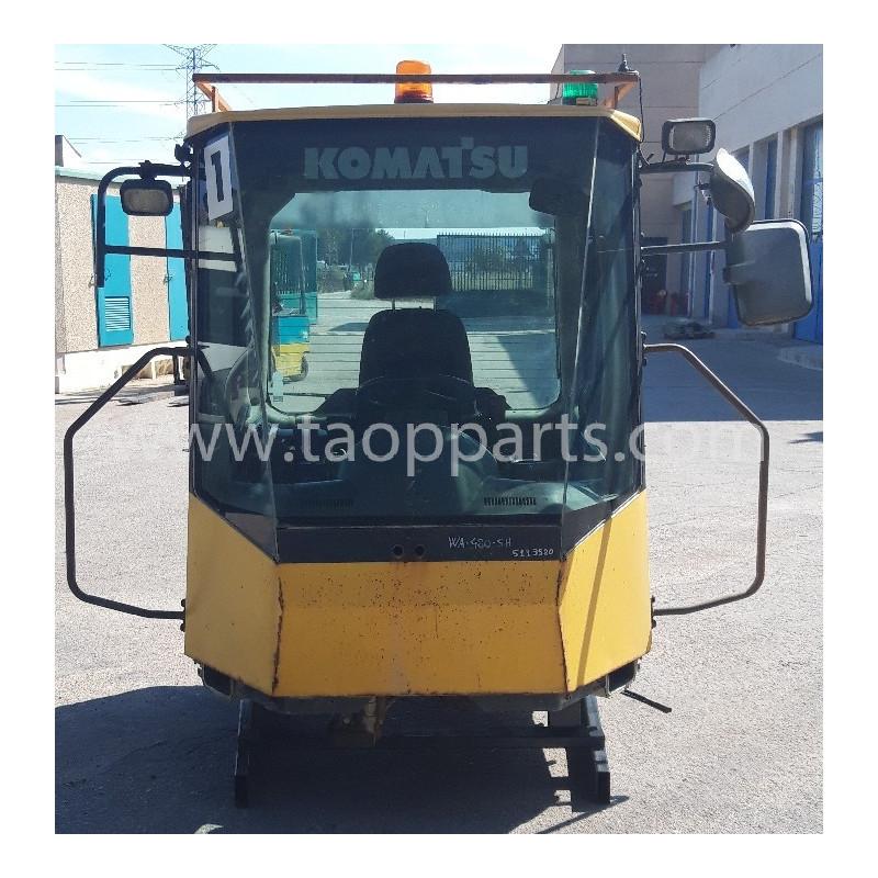 Komatsu Cab 421-56-H4E00 for WA480-5H · (SKU: 53421)