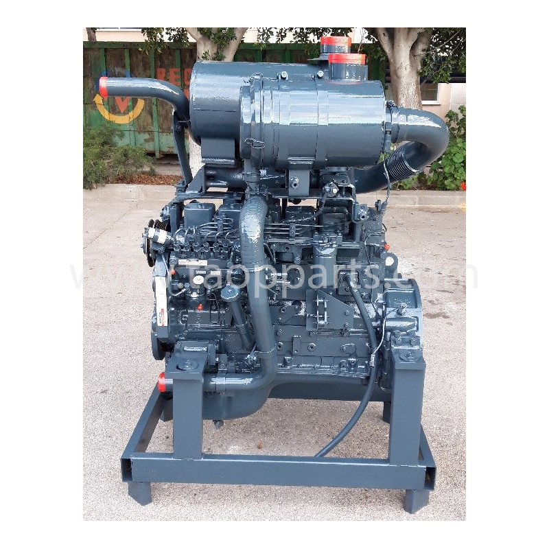 Komatsu Engine 6738-L0-HH10 for WA320-5 · (SKU: 55338)