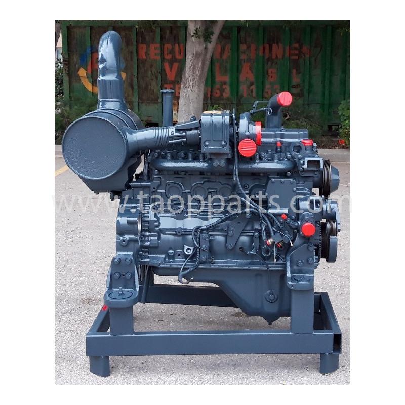MOTOR Komatsu SAA6D107E-1 para PC210LC-8 · (SKU: 54830)
