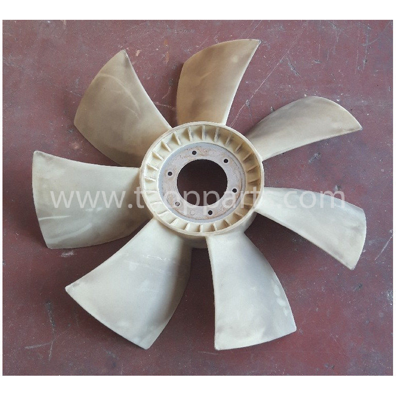 Ventilator Komatsu 419-03-33211 pentru WA320-5 · (SKU: 55371)