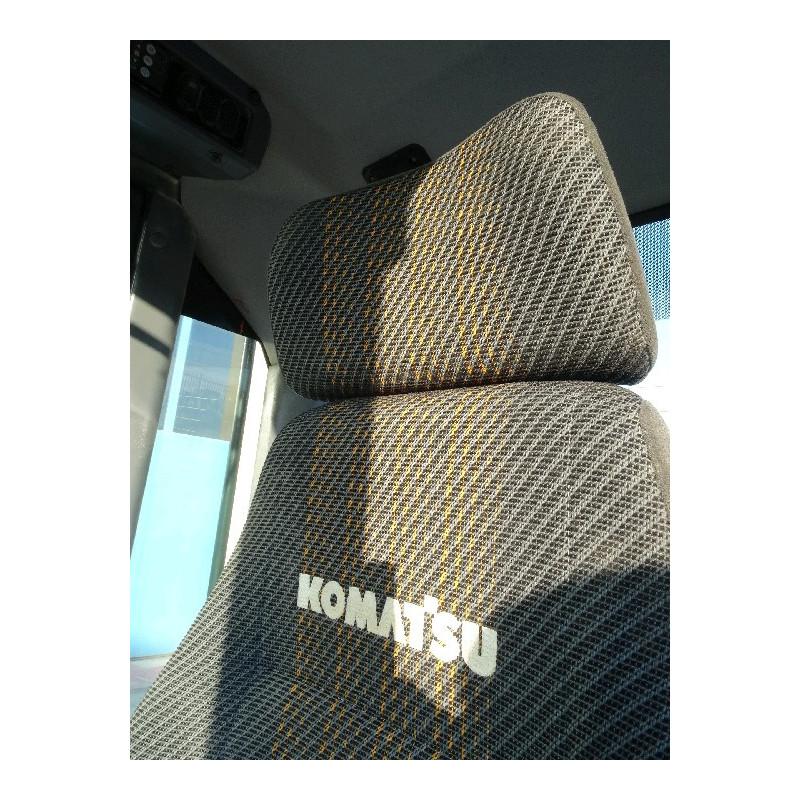 Asiento de conductor Komatsu 426-57-21411 para WA500-6 · (SKU: 982)