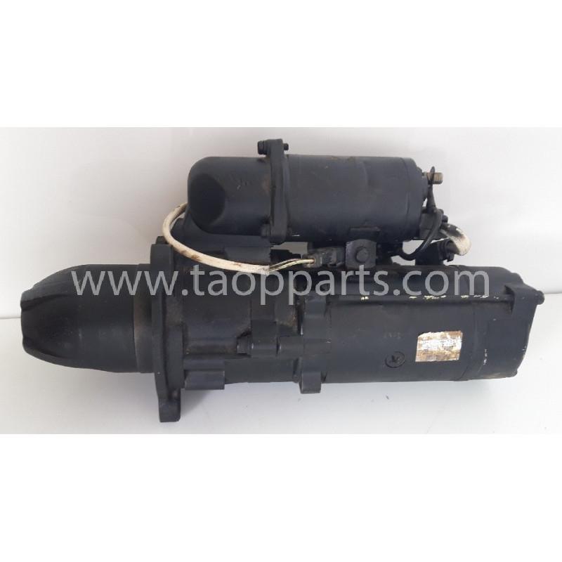 Komatsu Starter motor 600-863-5710 for WA400-5H · (SKU: 57309)