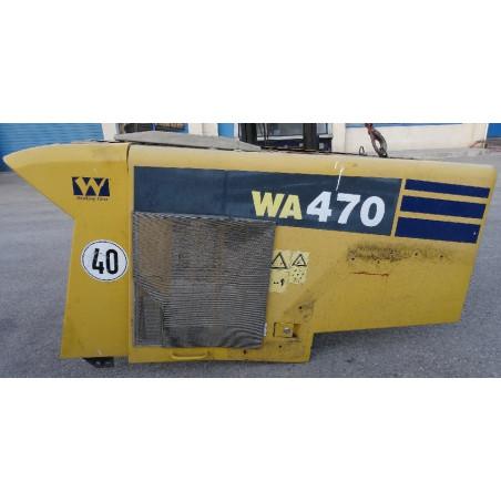 Komatsu Door 421-54-41182 for WA470-6 · (SKU: 985)