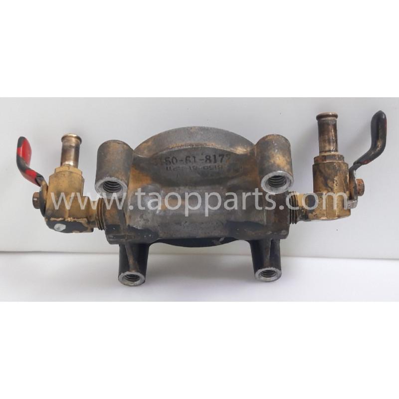 Tapa 6150-61-8211 para Dumper Articulado Komatsu HM300-2 · (SKU: 57429)
