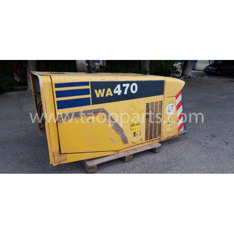 Komatsu Bonnet 421-54-H1A01 for WA470-5H · (SKU: 57112)