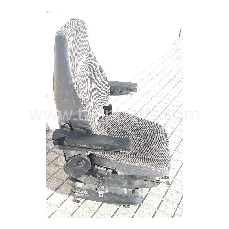 Asiento de conductor 423-960-H010 para Pala cargadora de neumáticos Komatsu WA470-3H · (SKU: 57478)