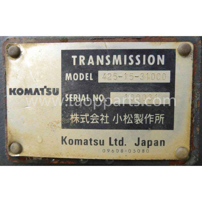 TRANSMISION Komatsu 425-15-31000 para WA500-6 · (SKU: 1027)