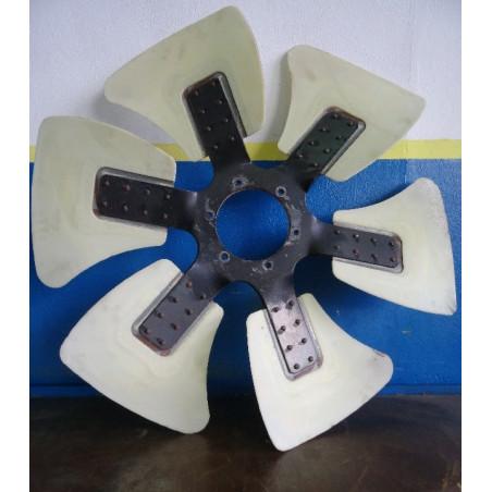 Ventilador Komatsu 600-645-7120 para WA500-6 · (SKU: 1031)