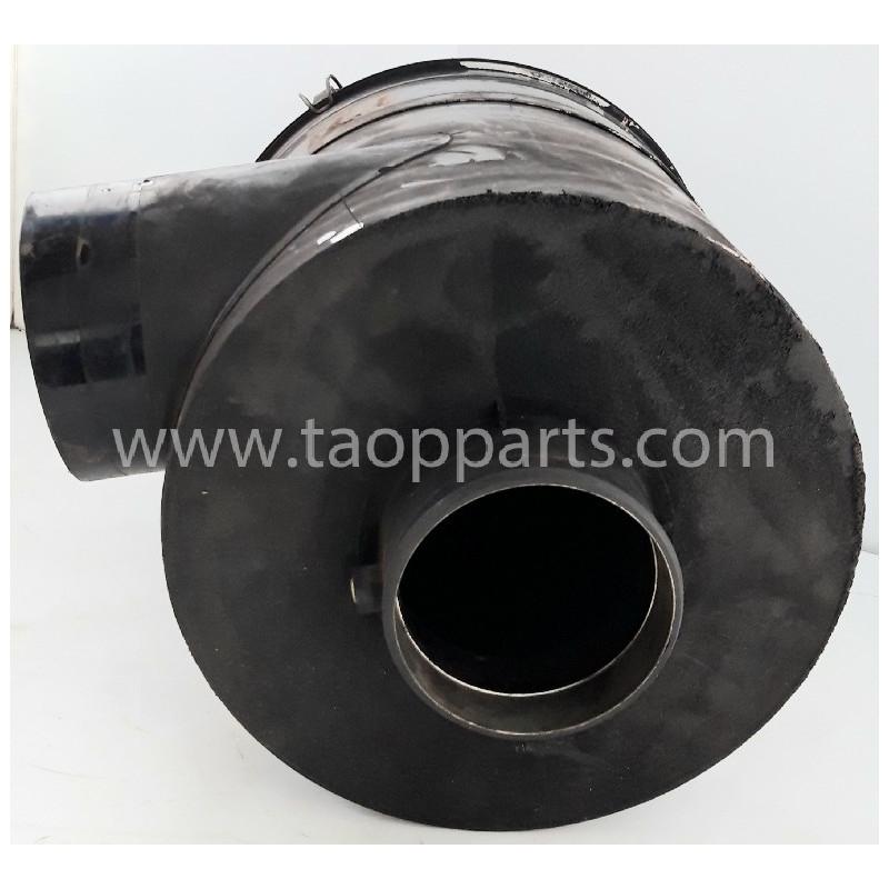Boîtier filtre à air Komatsu 6156-81-7101 pour WA380-6 · (SKU: 58226)