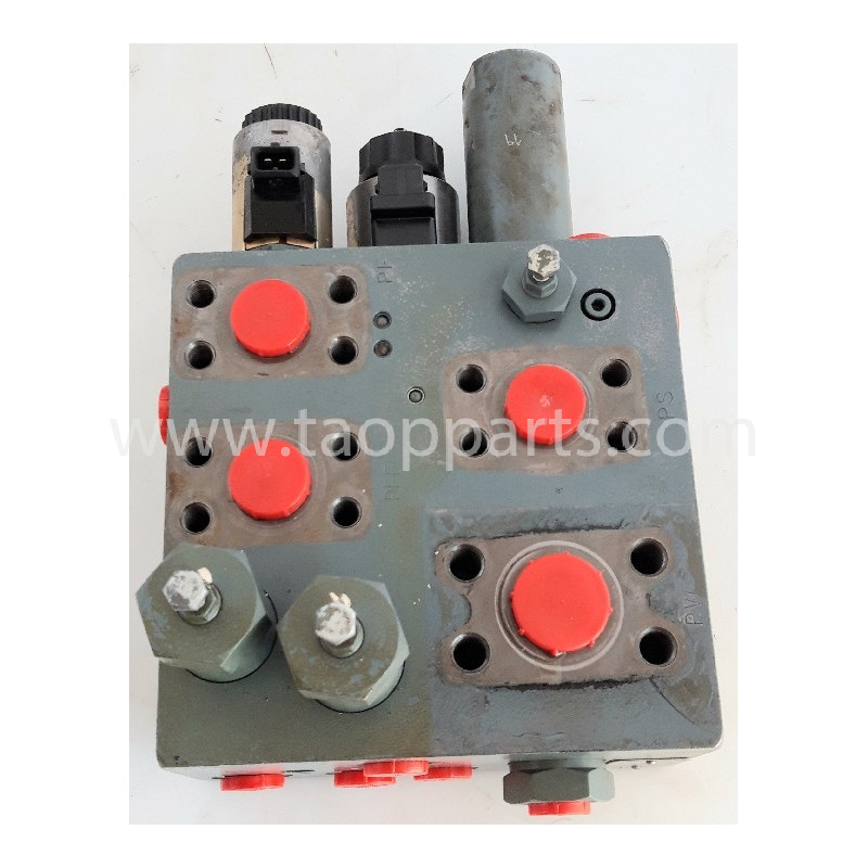 Valvula 15021479 para Pala cargadora de neumáticos Volvo L120E · (SKU: 53447)