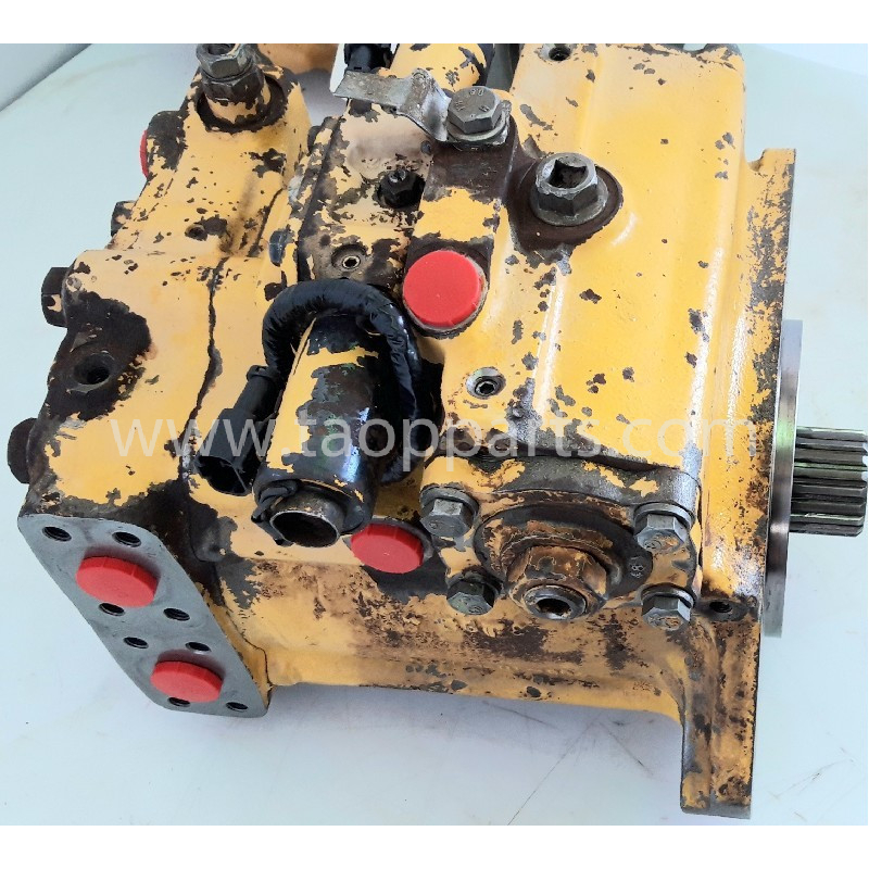 Pompe Komatsu 708-1H-00111 pour Bulldozer D155AX-5 · (SKU: 51952)