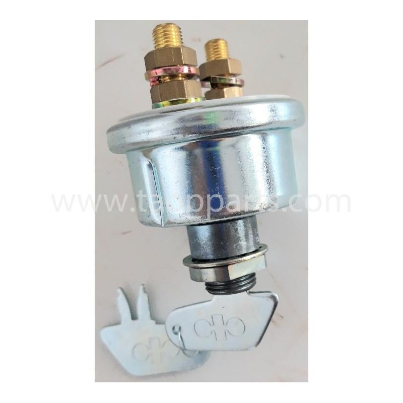 Interrupteur Komatsu 08066-00000 pour Bulldozer D65EX-12 · (SKU: 58320)